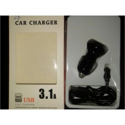 CAR-CHARGER USB 3.1A