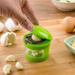 Mini garlic press -Пресс для чеснока